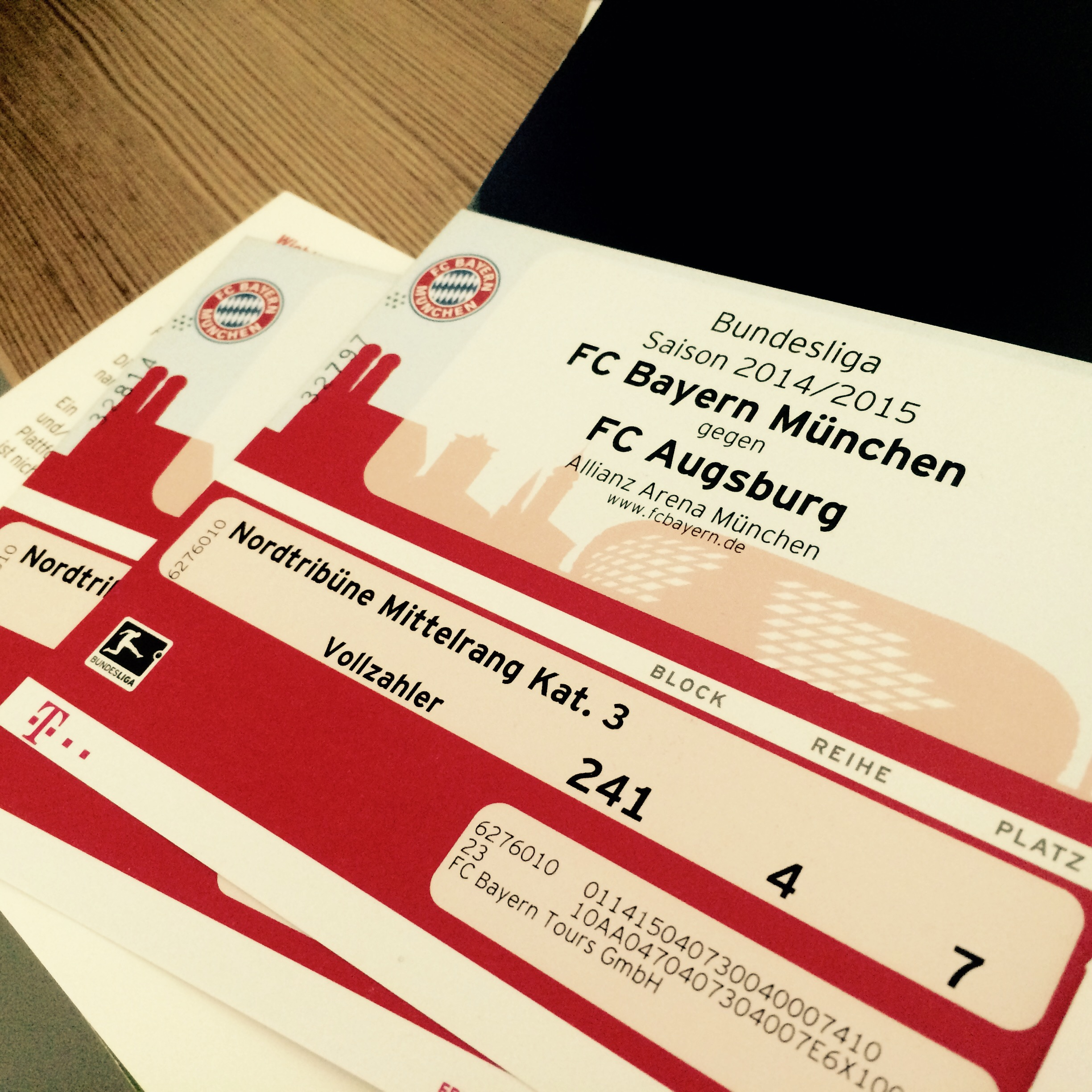 How to get Bayern Munich match tickets – Canon's Travelog